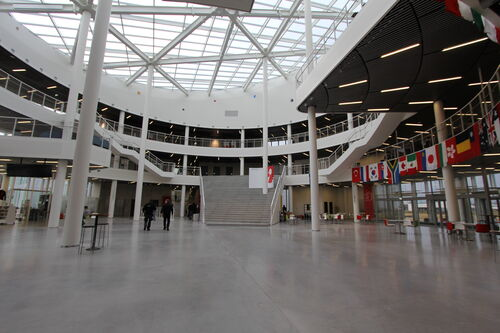 Campus Photos Reykjavik University