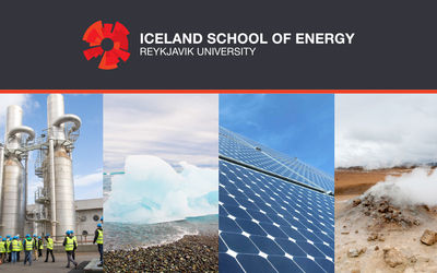 Iceland School of Energy header image