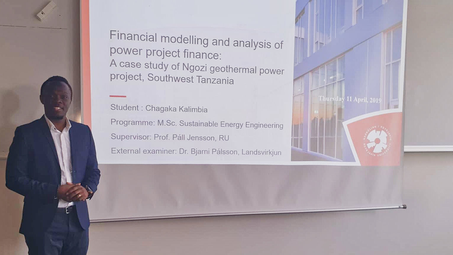 MSc Thesis: Financial Modelling and Analysis of Power